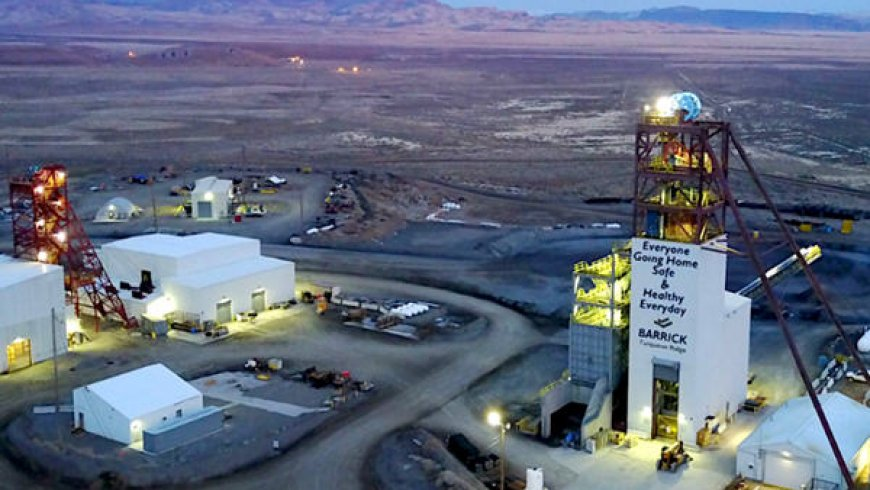 Barrick selling research and development firm AuTec