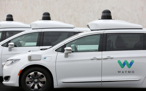 Waymo unveils self-driving taxi service in Arizona for paying customers