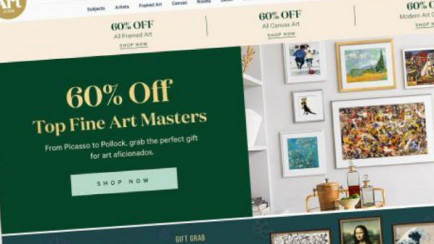 Walmart to acquire home decor site Art.com, further extending its e-commerce push