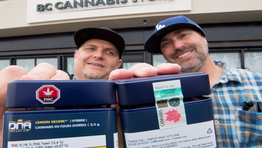 Cannabis store sales add up to $43 million in first two weeks after legalization