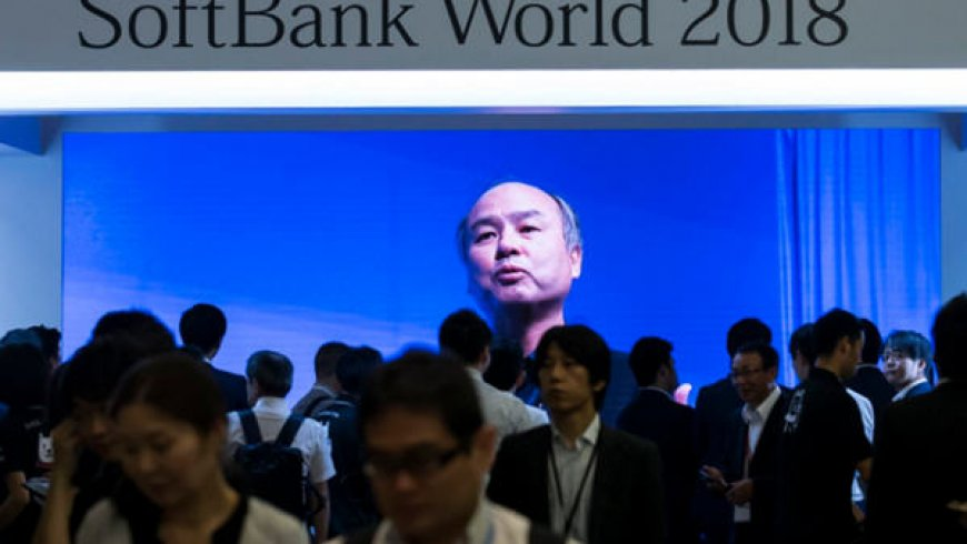 SoftBank's Vision Fund is said to plan hiring of China team, mainland office