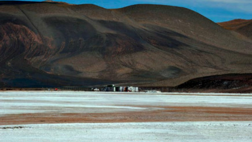 Galaxy Resources receives partnership offers for flagship Argentinian project