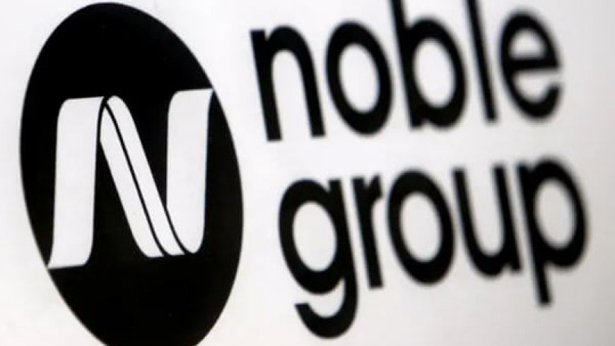 Noble Group says $3.5bn restructuring completed