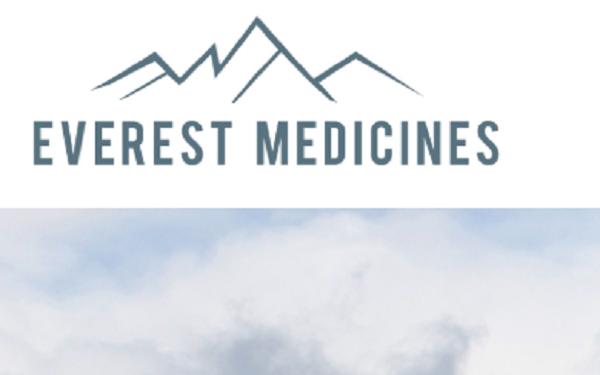 Everest Medicines Signs $61.5 Million Deal for Drug Resistant Antibiotic