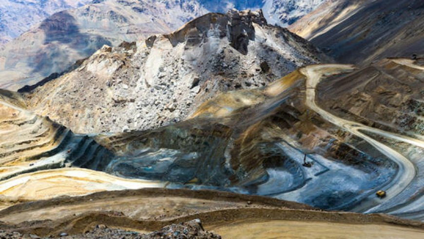 Chile's copper production to exceed 6 million tonnes for first time in 2019