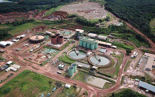 Equinox在巴西的金礦即將迎來商業化生產