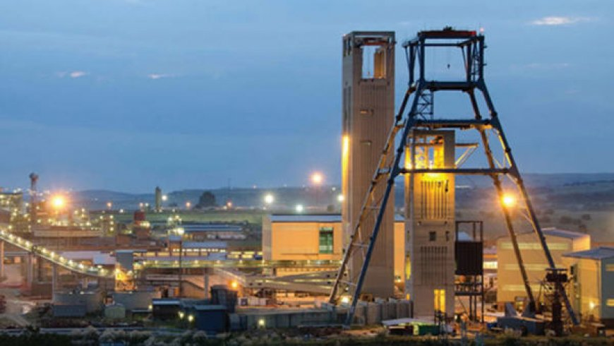 Gold Fields dismisses AngloGold merger report