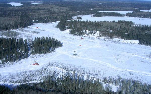 IAMGOLD在安大略省的黃金項目將暫緩建設