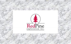 Red Pine Exploration Inc (TSXV RPX) PR