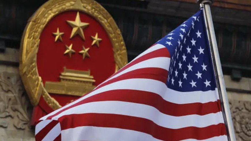 China and US officials to hold trade talks in bid to ease tensions