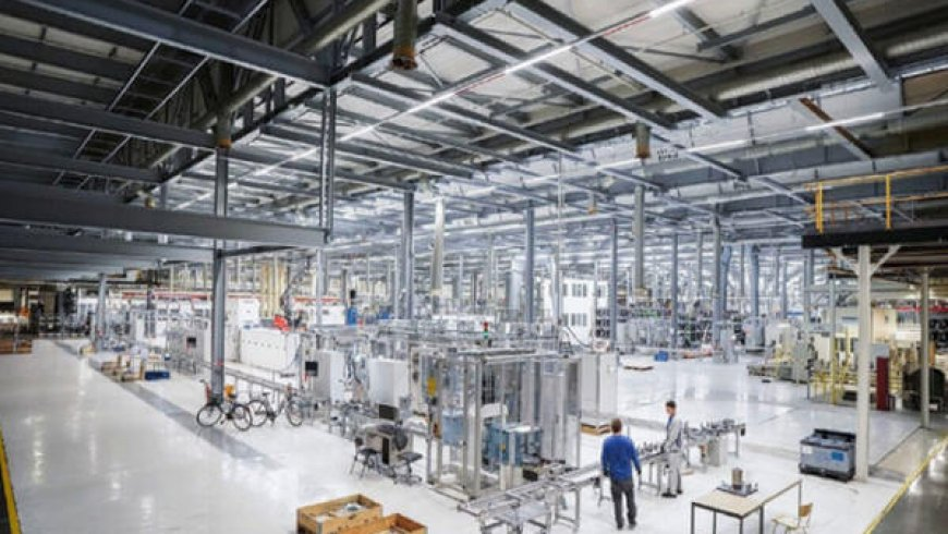 Flagship Volkswagen plant transforms for EV era