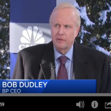 BP CEO Bob Dudley sees solid oil demand growth despite fears over global economy