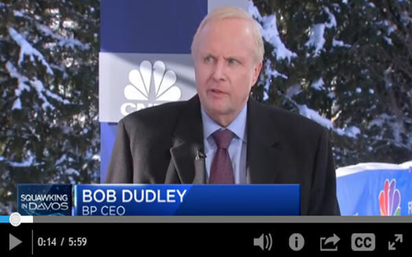 BP CEO Bob Dudley sees solid oil demand growth despite fears over global economy-英国石油公司CEO称石油需求仍将稳步增长