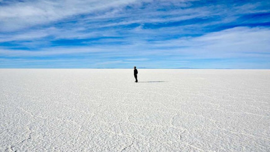 Bolivia picks Chinese partner for $2.3B lithium project