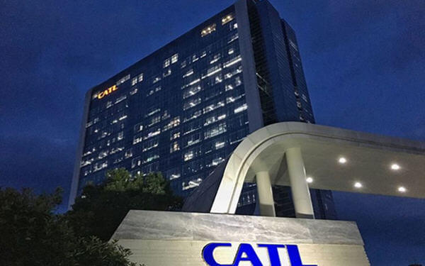 CATL Europe Chief Says Company Eyes Plant in North America