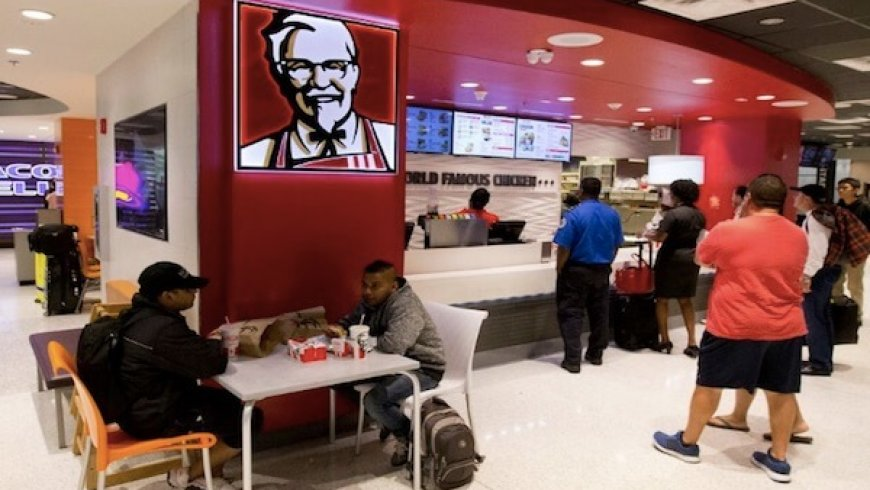 Chinese market drives sales growth of US fast food company in 2018