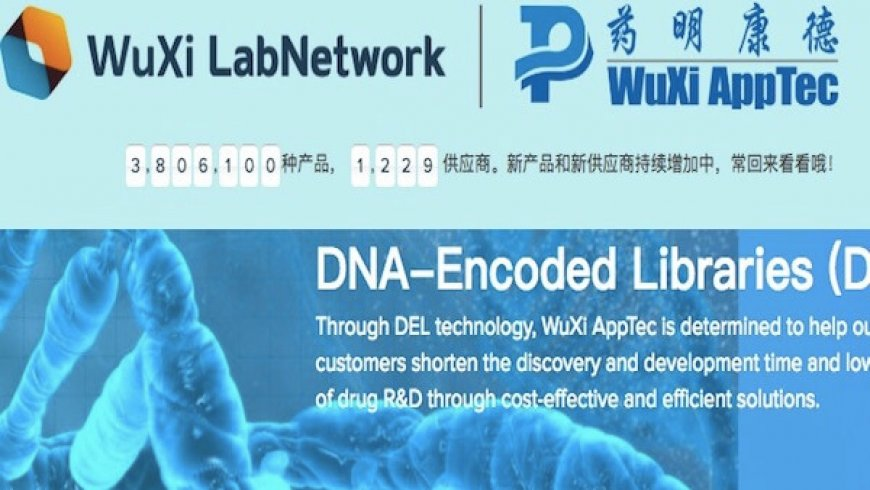 Chemspace and LabNetwork collaborate to extend access to chemical databases