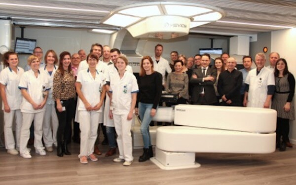 MAASTRO Clinic Begins Treatments with Mevion Proton System
