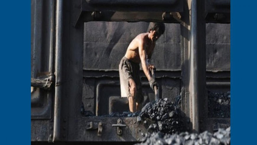 China's 2018 coal usage rises 1%, but share of energy mix falls