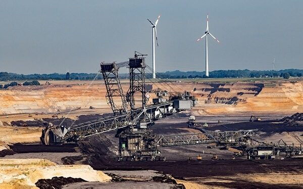 矿业股, 礦業股