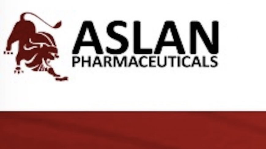 Aslan Presents Progress Update on its Three Clinical Candidates