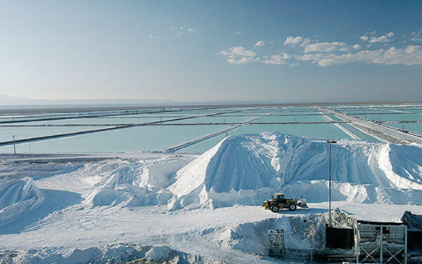 SQM receives environmental approval for Chile lithium plant expansion- SQM通过智利锂加工厂扩建的环保审批