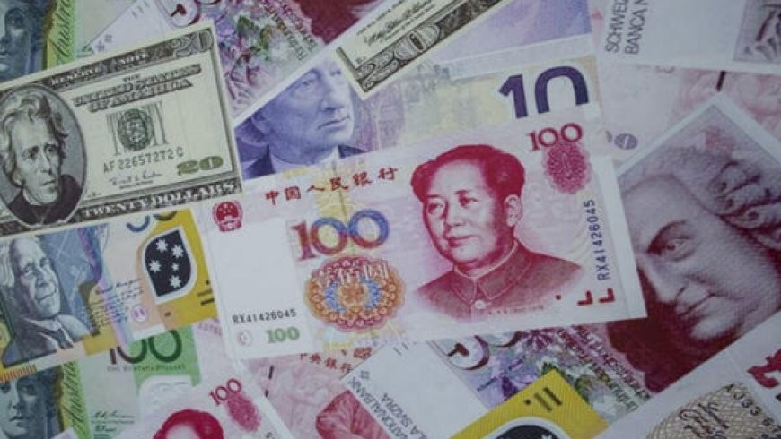 China February Forex Reserves Rise to Six-Month High, Eases Outflow Worry