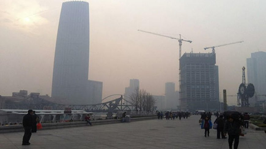China's iron ore futures fall as anti-smog measures weigh