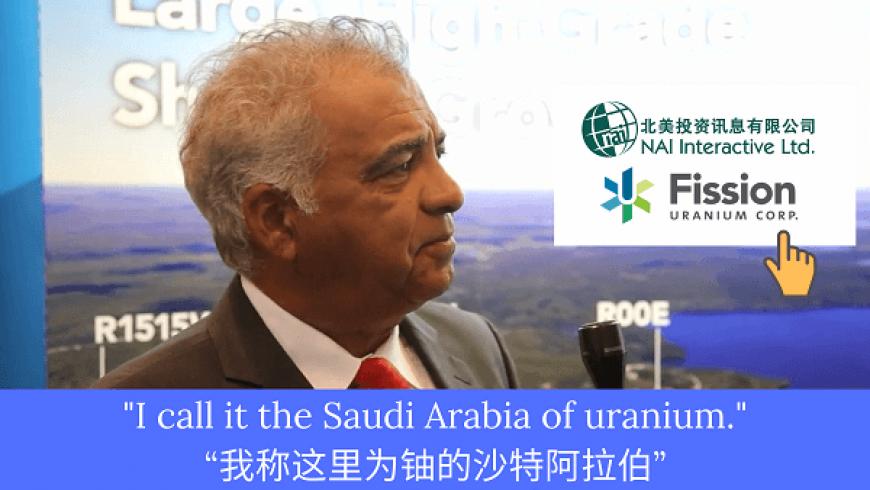 Are Uranium Prices Poised to Rise?- Fission Uranium Corp (TSX:FCU) NAI500 PDAC 2019 Coverage