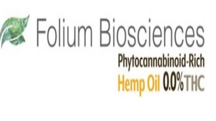 Folium Biosciences Acquires Amsterdam's Leading Cannabinoid Extraction & Technology Company