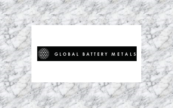 Global Battery Metals Ltd. ( V.GBML )