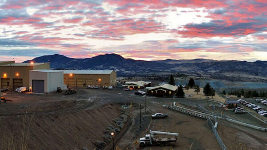 Barrick could close Golden Sunlight mine in May