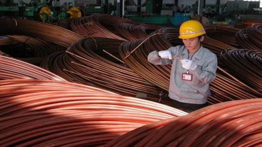 Jiangxi Copper 2018 profit rises 52.4% on hedging gain