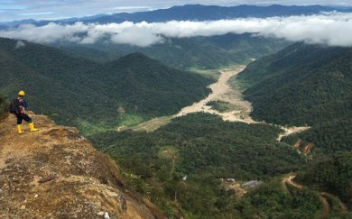 BHP steps up efforts to win battle for Ecuador's copper riches