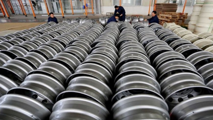 China Dumped Steel Wheels on U.S. Market: Commerce Department