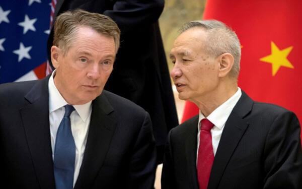 US-China Plan New Trade Talks for Deal by End of April: WSJ-《华尔街日报》:中美下周再谈,四月底有望签订贸易协议
