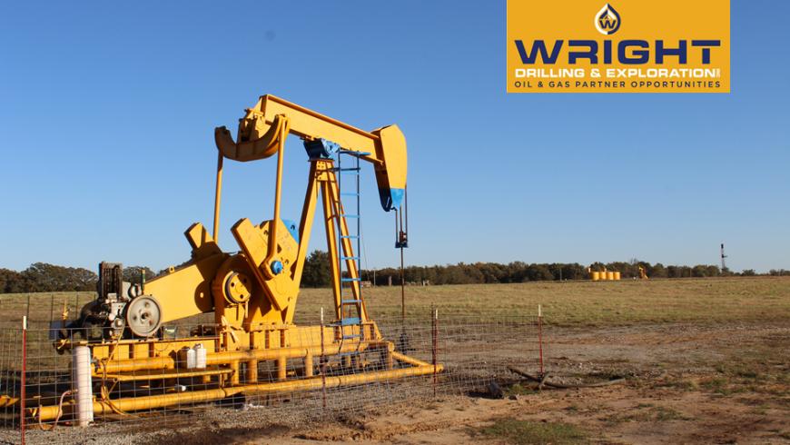 投資不止房子與股票,買個油井豈不更好?— 採訪Wright Drilling Exploration, Inc.