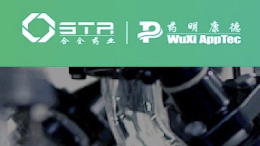 WuXi STA forms Strategic Partnership with Beta Pharma