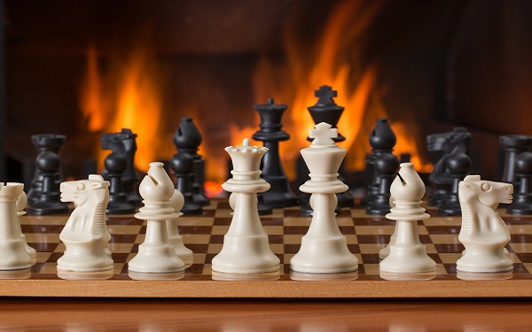 strategy chess fire