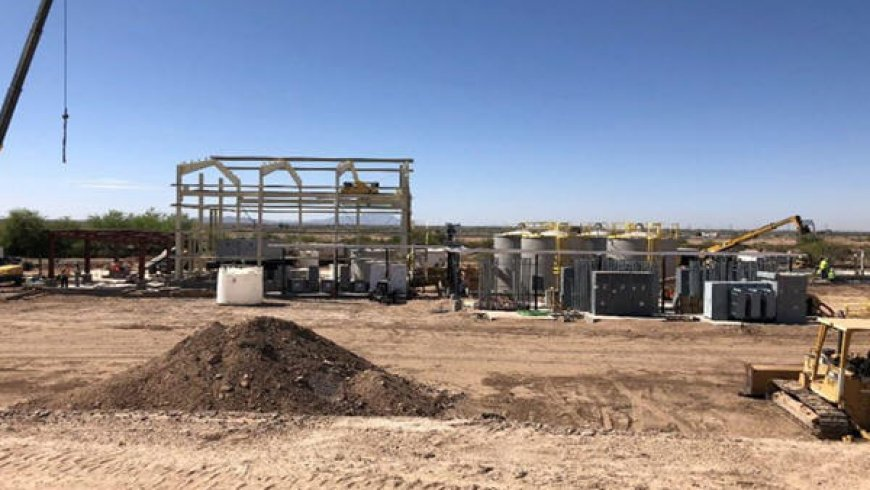Taseko stock gets boost on first copper production in Arizona