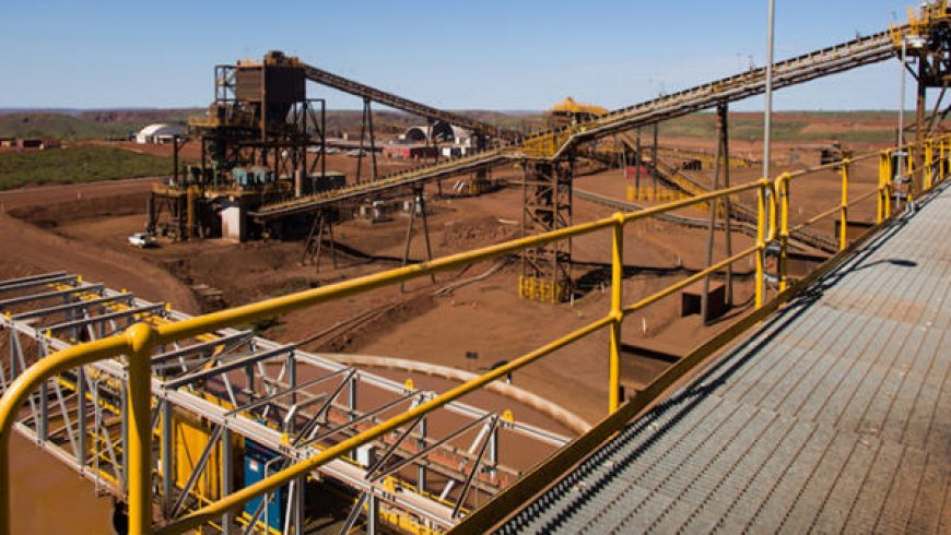 Fortescue OKs $2.6B expansion of Iron Bridge magnetite project