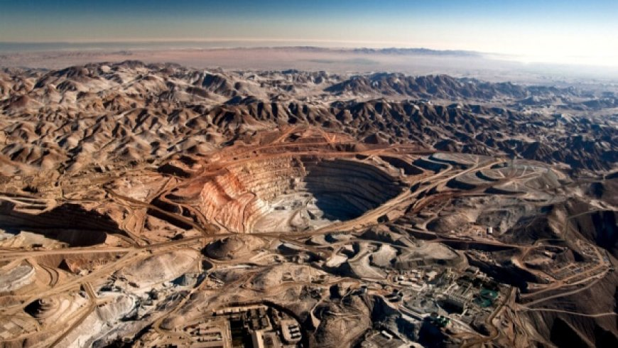 From turbines to thermostats: copper miners eye high-tech demand