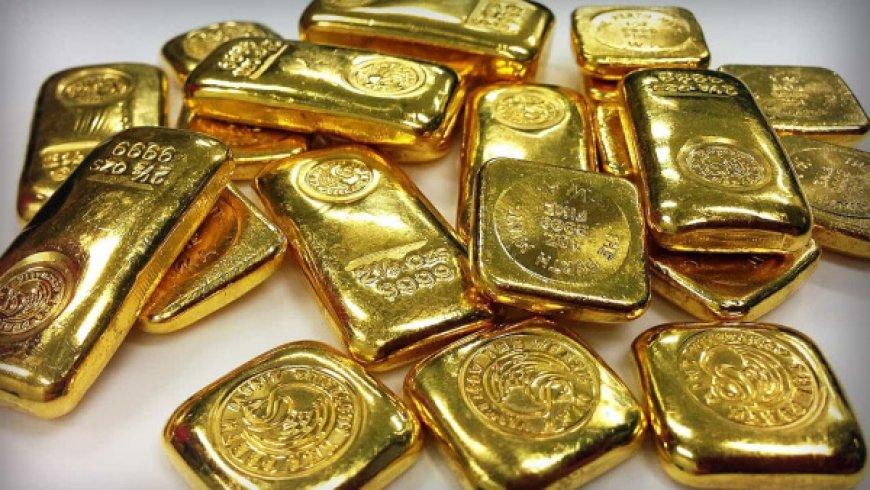 China's gold reserves grow for 6th straight month