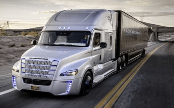 California proposes steps to allow small self-driving delivery trucks on roads