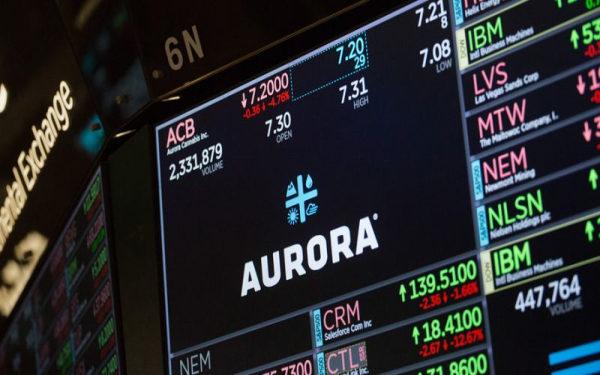 大麻公司Aurora Cannabis 扭亏为盈