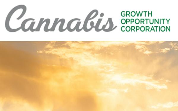 Cannabis Growth Opportunity Corporation Announces NAV of $3.41,Cannabis Growth宣布净资产值为每股$3.41