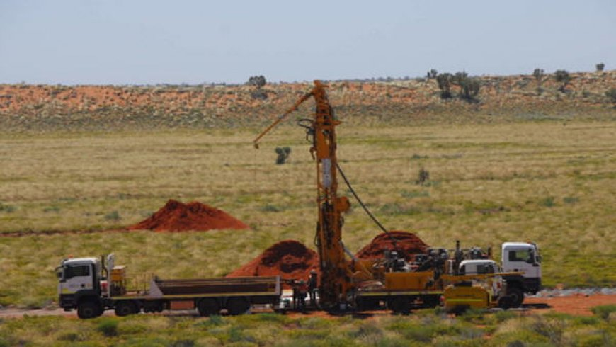 Newcrest starts drilling at Greatland Gold's project in Western Australia