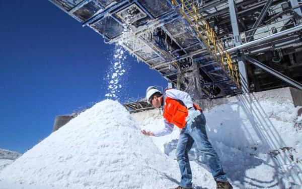 智利SQM称今年全球锂需求增长17%