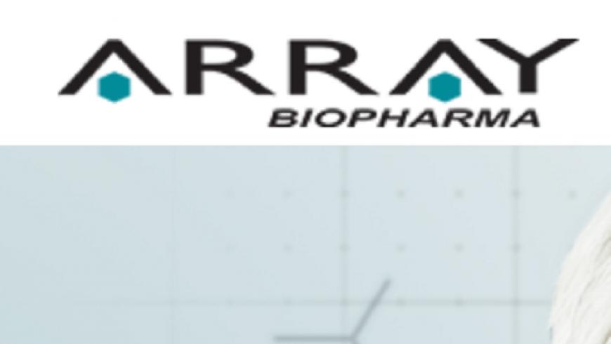 輝瑞將收購Array BioPharma