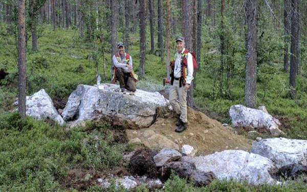 芬兰 勘探